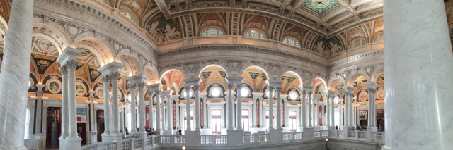 Library of Congress Lobby